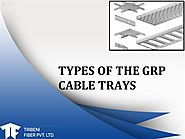 GRP cable types with its usages