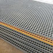 The growing presence of GRP Gratings in railways