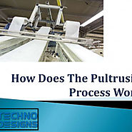 Steps for the Pultrusion Process