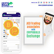 AED Trading Associates With Cryptobulls Exchange