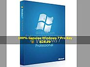 Buy Windows 7 Software Product Key Today