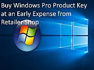 Buy Windows Pro Product Key at an Early Expense From Retailer Shop