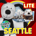 Cooper's Pack - Seattle Children's Travel Guide Lite