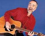 Children's performer Raffi wants to see kids thrive