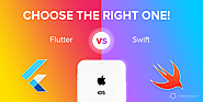 Flutter vs. Swift- How to Choose the Right Framework for iOS App Development? - Solution Analysts