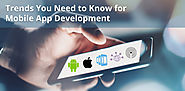 Recent Trends in Mobile App Development That You Need to Know - Solution Analysts