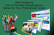 Web Designing - One of The Most Advantageous Options For Your Professional Career