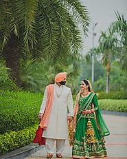 Offbeat Bridal Lehengas That Will Make You Ditch Red