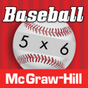 Everyday Mathematics® Baseball Multiplication 1–6 Facts