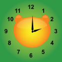 Jungle Time - learn how to tell time