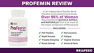 Profemin Review: How to Get Natural Menopause Relief - BellFeed