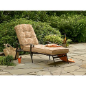 Addison Chaise Lounge*- Jaclyn Smith Today-Outdoor Living-Patio Furniture-Chaise Lounge Chairs