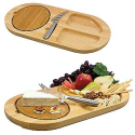 2 pc. Fontina Cheese Set- Picnic Time-Appliances-Small Kitchen Appliances-Entertaining