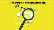 The Simplest Keyword Issue Tool