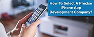 Best iPhone App Development Services Company