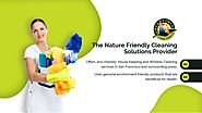 Greenforce: The Nature Friendly Cleaning Solution Provider
