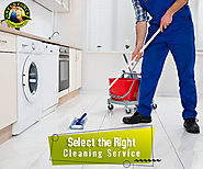 Select the Right Cleaning Service to Achieve a Cleaner Home
