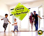 Why Cleaning is Important before you Move to a New Home?