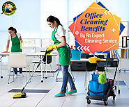Why get your office cleaned by an expert cleaning service?