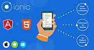 8 Reasons to Choose Ionic Mobile Application Development in 2019
