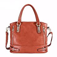 Find Trendy Women's Pu Leather Handbags Online at ProLyf Styles