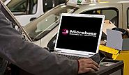 Web Based Auto Shop Management Software- Microbase