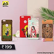 Designer Phone Cases Online at Just Rs.199 - Beyoung