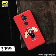 Shop Awesome Collection of Mobile Covers Online @ Beyoung