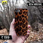 Panther Designer Mobile Case Online at Beyoung