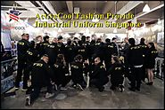 Where to Buy the High-Quality Gents Industrial Uniform in Singapore? – ActiveCool Fashion