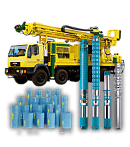 BOREWELL DRILLING CONTRACTORS IN BANASHANKARI — CITY BOREWELLS