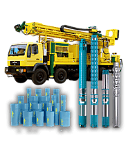 BOREWELL DRILLING CONTRACTORS IN BANASHANKARI - CITY BOREWELLS