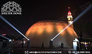 360 Projection Dome for Carnival / Music Festival - Shelter Dome