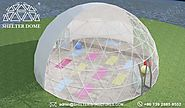 Yoga Dome Supplied for Sports Center, ECO Camp, Backyard - Shelter Dome