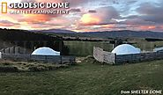 6m Geodesic Dome Cabin Sale for Airbnb Hotel - Geodome House - Shelter Dome