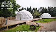 6-meter Lodging Domes for Retreat, Resort, Campsite - Shelter Dome