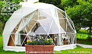 16ft Pop Up Garden Igloo Cost - 5m Glamping Geodesic Dome For Sale
