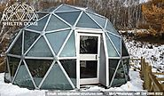 Igloo Dome - 6m Glamping Structure for Sale - Shelter Dome