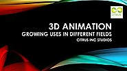PPT - 3D Animation in Different Fields PowerPoint Presentation - ID:7968730