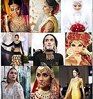 Indian Bridal Outfit — Makes all the difference that matters