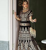 Choose the perfect Indian bridal outfit for your big day!!