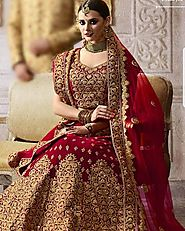 Best ways to wear your bridal lehenga once again!!!