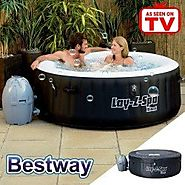 Above Ground Pools | Shop Bestway Spa at Outbaxcamping