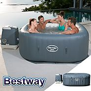 Inflatable Spas: 5 Reasons You Should Have One | Cool Camping Tips & Tricks at Outbaxcamping