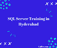 SQL Server Training in Hyderabad