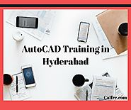 AutoCAD Training in Hyderabad