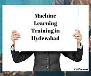 Register for Free DEMO on Machine Learning Training in Hyderabad