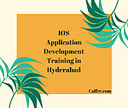 IOS Application Development Training in Hyderabad