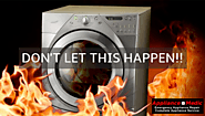 10 Safety Tips for Dryer - Appliance Safety Tips