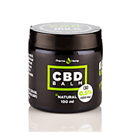 Buy The Fast Relief CBD Balm at John's CBD